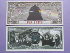4 Bills: PINK FLOYD $1,000,000 One Million Dollars ~ Roger Waters, David Gilmour