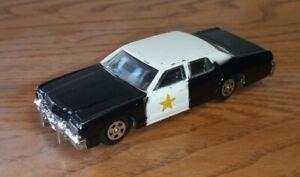 ERTL The Blues Brothers Bluesmobile 1/64 Scale Speed Wheels Die-Cast Metal #15