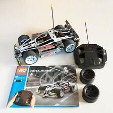 LEGO Racers 8366 Supersonic with Remote Control and drifting wheels, RARE