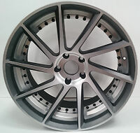 20 inch Alloy wheels to fit BMW Series 4 5 6 7 machine aggregate set 4