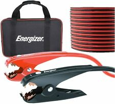 Energizer Jumper Cables For Car Battery, Heavy Duty Automotive Booster Cables