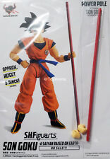 Tamashii Nation SDCC 2018 S.H. Figuarts Dragon Ball Z Power Pole Only Exclusive