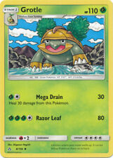 4x Grotle - 8/156 - Uncommon Ultra Prism Pokemon Near Mint