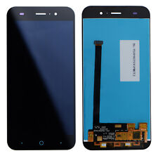 LCD Display Touch Screen Digitizer Assembly Replacement for ZTE D6/V6/X7 Black