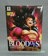Dragon Ball GT BLOOD OF SAIYANS SPECIAL III Super Saiyan 4 Son Goku Banpresto***