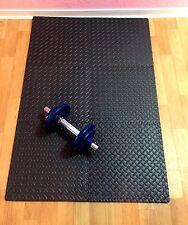 6x Schutzmatten Spielmatte Puzzlematte Bodenschutz Matte Fitnessmatte Fitness