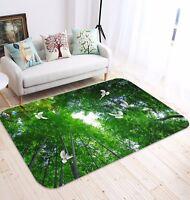 3D Bamboo 6 Non Slip Rug Mat Room Mat Quality Elegant Photo Carpet AU Summer