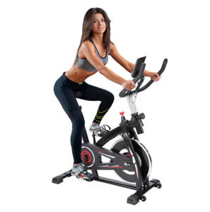 Indoor Spinning Bike Cycling Stationary Exercise Bike Home Gym Workout Adjustabl