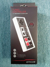 Nintendo Mini Nes Classic Turbo Controller With 3m Cable Gioteck Joypad