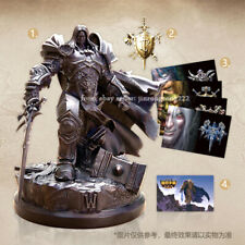 Warcraft III: Blizzard Reforged Collector' Edition ARTHAS Statue Entity Gift Box