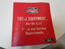 ford rotunda tool equiptment catalog for dealers