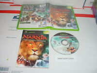 CHRONICLES OF NARNIA game complete in case w/ manual Microsoft XBOX