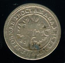 SCARCE 1847 COSTA RICA REAL