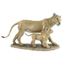 Country Artists Szeiler Collection CA00344 Lioness and Cub Figurine