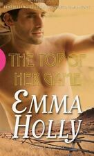 The Top of her Game by Emma Holly, Paperback 2007, Great Condition!
