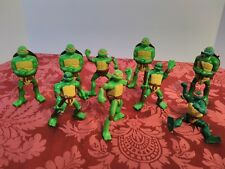9 pcs Teenage Mutant Ninja Turtles Action Figures  Classic Collection Toy Set