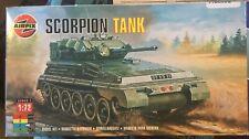 Lot 11-4 * Airfix 1:72 Scale kit 01320, Scorpion Tank