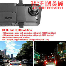1080P Full HD Auto DVR Recorder CAR EDR Videoregistrator Kamera Camera Dashcam