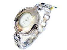 Acción: Q&q By Citizen Reloj de Mujer F255-204y,Acero Inox. ,con Caja,Batería