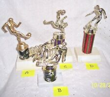 TROPHY SOCKER - ONE/TWO PLAYERS GAME AWARD BOY ROOM DECORATION = U CHOOSE