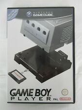 Nintendo Gamecube Game Boy Player - Disc and case