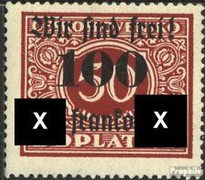 Rumburg (Sudetenland) 41 postfris 1938 Afdrukken de Duits. Feestje