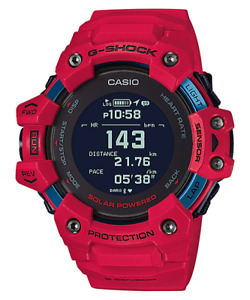 G-Shock GBDH1000-4A Move Heart Rate Monitor Red