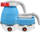 Travel Portable Foldable Electric Kettle Collapsible Water Boiler for Coffee Tea