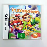 EA PLAYGROUND DS (Nintendo DS)  Video Game (2007) - Complete