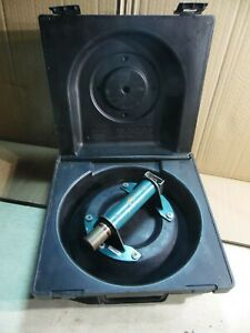 "CR Laurence Wood's Power Grip Vacuum Cup 08"" Professional Metal Handle W4950"
