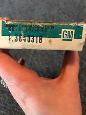 Early 60s Impala Belair Front Side Badges (Emblems) One Pair NOS