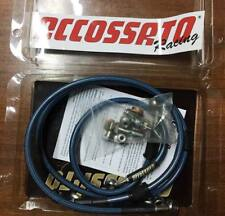 Brake Pipes Accossato,Suzuki GSXR1000 2012 2013 2014 2015 N.3 Tubi SLEEVE BLUE