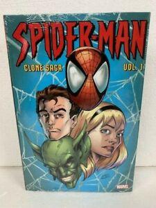 MARVEL SPIDER-MAN CLONE SAGA OMNIBUS VOL 1 Hardcover HC - NEW $125