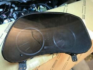 2011 LEXUS IS250 CONVERTIBLE SPEEDOMETER GAUGE CLUSTER 83800-53C10