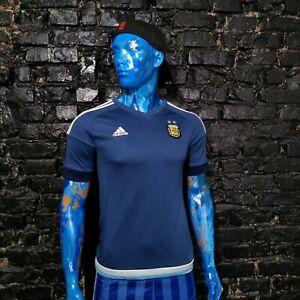 Argentina Team Jersey Away shirt 2015 - 2017 Adidas AC0323 Camiseta Mens Size S