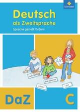 Deutsch als Zweitsprache C. Arbeitsheft. Sprache gezielt fördern, von Simone...