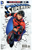 Superboy #0 Unread New Near Mint New 52 DC 2011