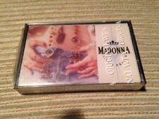 Cintas y casetes de música Madonna