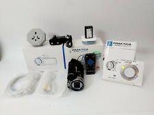 Praktica Full HD IX 8S Touch Screen 10x Zoom Camcorder | Used Like New