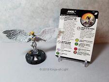 Angel - 061 Marvel X-Men Xavier's School HeroClix Miniature Chase