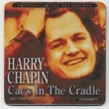 Harry Chapin Record Album cover COASTER - Cat's in the Cradle