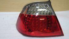 04-06 BMW E46 M3 3 SERIES REAR LEFT DRIVER TAIL LIGHT LED AFTERMARKET PART 8138