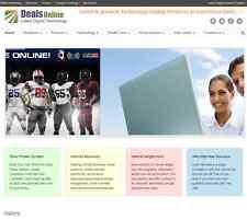 100% Established CLICKBANK Affiliate Niche Turnkey Website. Make Money online