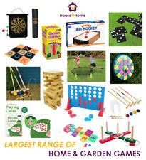 Giant Garden Games Outdoor Summer Beach kids Family Fun Activity Toys Giant