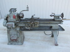 """South Bend Model A 13"""" X 36"""" Metal Lathe w/Taper Attachment & Collets 3 Phase"""