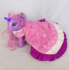 My Little Pony Lily Lightly Light Up Unicorn Blinking Eyes Figures 2006 Hasbro