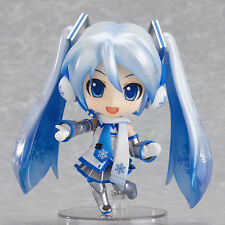 Nendoroid 150 Snow Miku Snow Playtime Version Character Vocal Series 01 Hats...