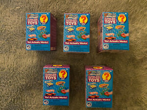 (5) World's Smallest - Classic Mini Collectible Toys! Surprise Item! Blind Bag!
