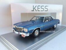 KESS MODEL 1/43 Ford Gran Torino Brougham 4-door 1976 Blue Met.  KE43015030
