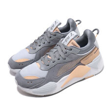 Puma RS-X Reinvent Running System Grey White Men Women Unisex Shoes 371008-03